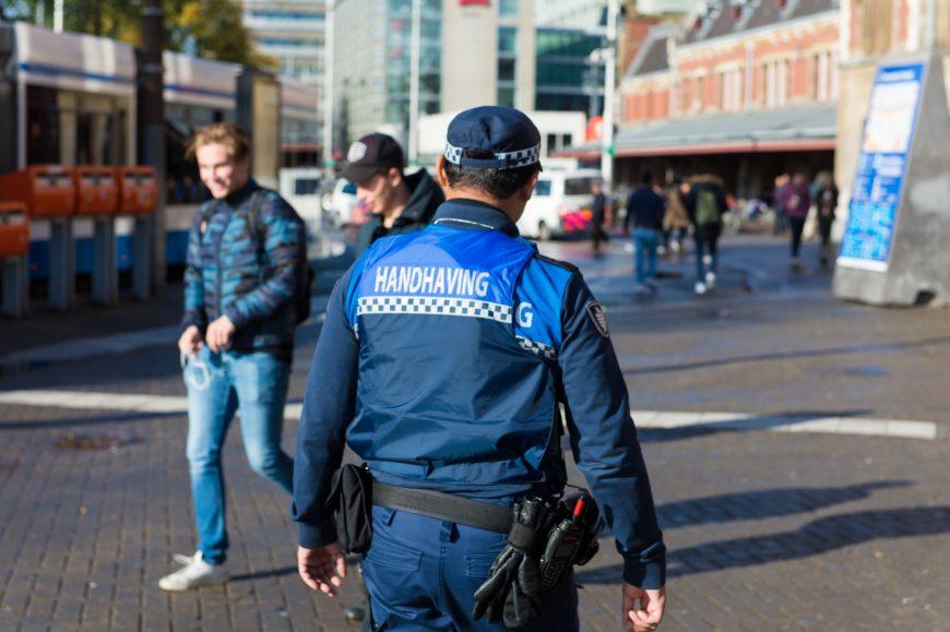 20190402 BOA's in Amsterdam weer in actie voor verdedigingsmiddelen