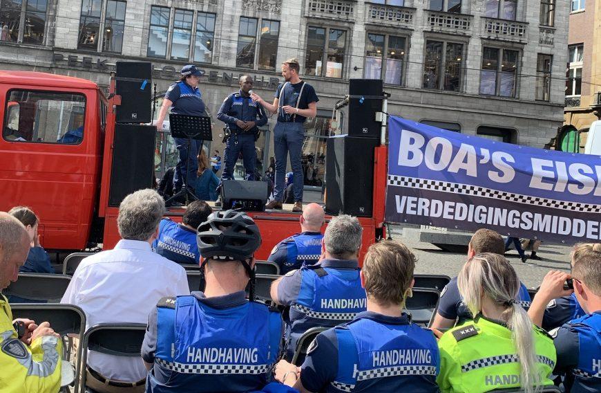 Kort geding tegen boa-staking op Koningsdag