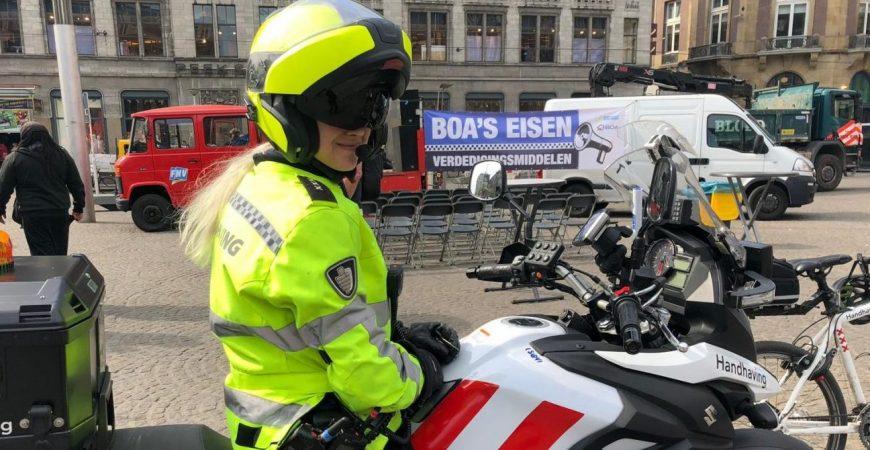 Actie oproep! Niet alleen meer in Amsterdam, ook in andere steden