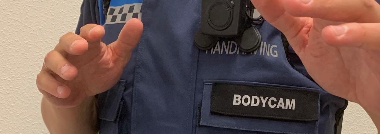 BOA Academie: bodycam training voor BOA's